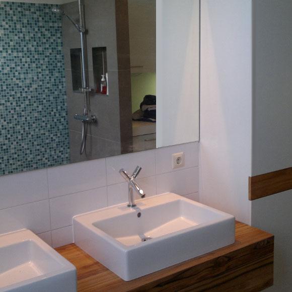 Overzicht badkamer