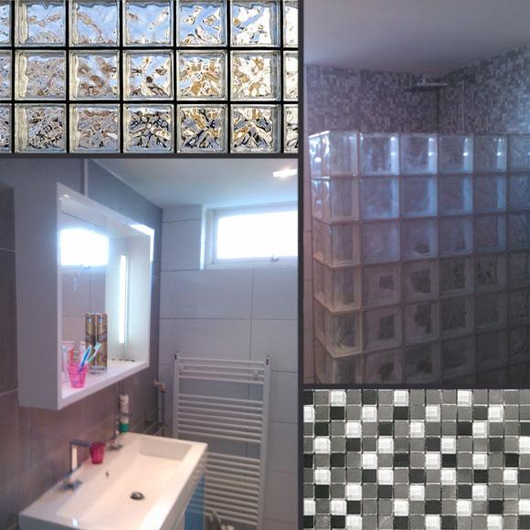 Moderne badkamer details
